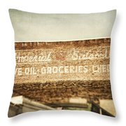 The Imperial Throw Pillow by Lisa Russo
