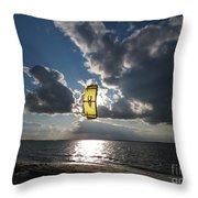 The Kite Throw Pillow by Rrrose Pix