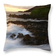 The Poets Love Song Throw Pillow by Sharon Mau