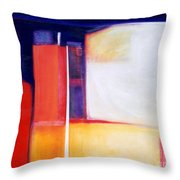 Too Loose Lautrec Throw Pillow by Marlene Burns