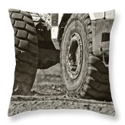 Traction Throw Pillow by Patrick M Lynch