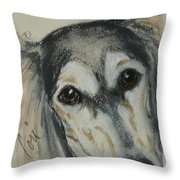 Unconditional Love Throw Pillow by Cori Solomon