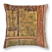 Vintage DIY Throw Pillow by Bonnie Bruno