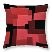 Wake Throw Pillow by Ely Arsha