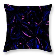 Watercolor Throw Pillow by Aimee L Maher Photography and Art