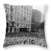 World Series, 1925 Throw Pillow by Granger