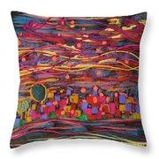 Yiskor Throw Pillow by Heather Hennick