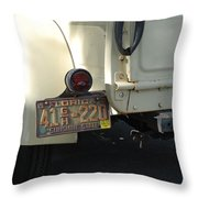 Dodge Throw Pillow by Rob Hans