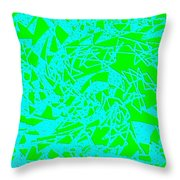Harmony 8 Throw Pillow by Will Borden