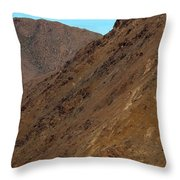 High Atlas Throw Pillow by Marion Galt