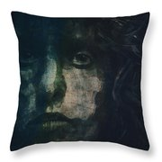 I Can See For Miles Throw Pillow by Paul Lovering