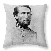 JOHN SINGLETON MOSBY Throw Pillow by Granger
