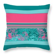 Pure Joy Throw Pillow by Bonnie Bruno
