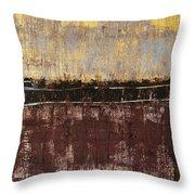 Untitled No. 4 Throw Pillow by Julie Niemela
