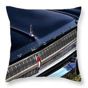 1965 Plymouth Satellite 440 Throw Pillow by Gordon Dean II