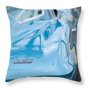 1967 Chevrolet Corvette 11 Throw Pillow by Jill Reger