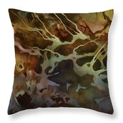 Abstract Design 87 Throw Pillow by Michael Lang