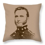 Stonewall Jackson Throw Pillow by War Is Hell Store