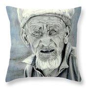 A Life Time Throw Pillow by Enzie Shahmiri