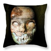 A Matter Of Time Throw Pillow by Robert  Adelman