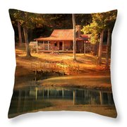 A Place To Dream Throw Pillow by Jai Johnson