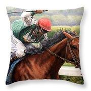 Afleet Alex Throw Pillow by Thomas Allen Pauly