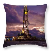 After The Storm Throw Pillow by Jonas Wingfield