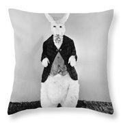 Alice In Wonderland, 1933 Throw Pillow by Granger