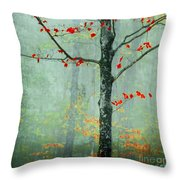 Another Day Another Fairytale Throw Pillow by Katya Horner