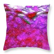Before Memory Throw Pillow by Wingsdomain Art and Photography