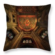 Believe Throw Pillow by Yhun Suarez