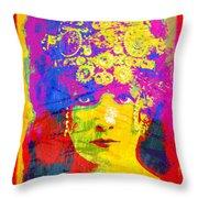 Bernhardt Throw Pillow by Gary Grayson