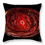 Black Hole Throw Pillow by David Lee Thompson