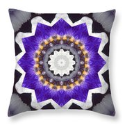 Bliss Throw Pillow by Bell And Todd