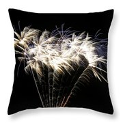 Bright Lights Throw Pillow by Phill Doherty