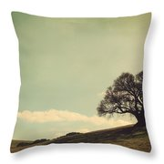 But I Still Need You Throw Pillow by Laurie Search