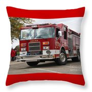 Carlock Fpd Throw Pillow by Roger Look