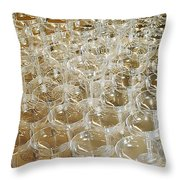 Celebration Throw Pillow by Clayton Bruster