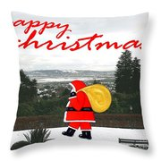 Christmas 23 Throw Pillow by Patrick J Murphy