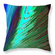 Cohesive Diversity Throw Pillow by Will Borden