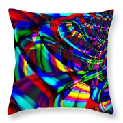 Contradictions . S14.S15 Throw Pillow by Wingsdomain Art and Photography