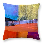 Corner Scroll 2 By Michael Fitzpatrick Throw Pillow by Mexicolors Art Photography