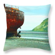 Desdemona 5 Throw Pillow by Dominic Piperata
