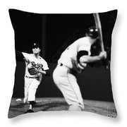 Don Drysdale (1936-1993) Throw Pillow by Granger