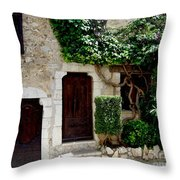 Dream On Throw Pillow by Joanne Smoley