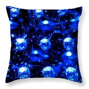 Effervescent Throw Pillow by Will Borden