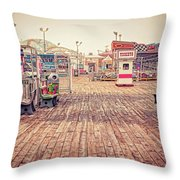 End of Summer Throw Pillow by Heather Applegate