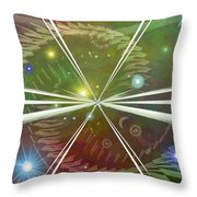 Epiphany Throw Pillow by Tim Allen