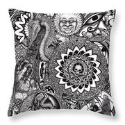 Epiphany Throw Pillow by Tobey Anderson