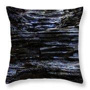 Eternal Flame Falls Throw Pillow by Darleen Stry